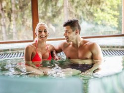 Romantic wellness stay for two with massage Horná Lehota