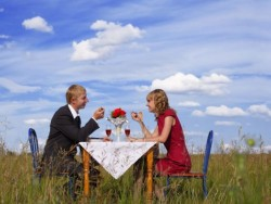 Romance in the High Tatras with wellness and romantic dinner Nový Smokovec