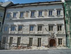 Rubigallov dom v Banskej Štiavnici Banská Štiavnica