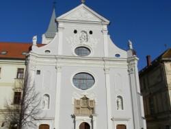 Seminárny - františkánsky kostol Košice