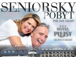 Senior wellness stay for two Krompachy