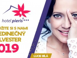 Silvester Pieris 2019 so vstupom do wellness a SILVESTER PÁRTY Podbanské