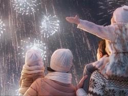 Silvester v Tatrách s neobmedzeným wellness a Silvestrovskou zábavou Nový Smokovec