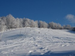 Ski Danová Medzilaborce