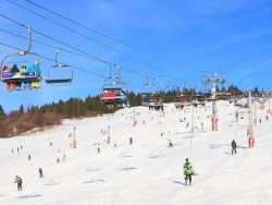 Ski resort Krahule Krahule