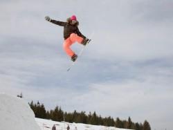 Skipark Erika Kojšovská hoľa Zlatá Idka