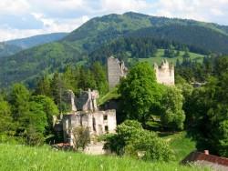 Sklabina Castle Turčianske Jaseno