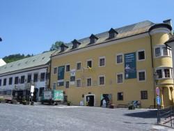 Slovenské banské múzeum - Berggericht Banská Štiavnica