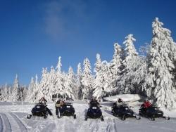 Snežné skútre Rejdová Rejdová