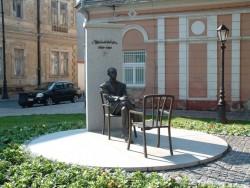 Socha Sándora Máraiho Košice
