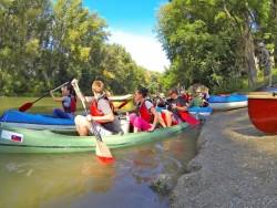 Little Danube Rafting Trip Bratislava