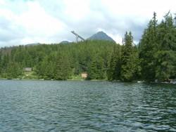 Štrbské pleso (Jezero) Štrbské Pleso