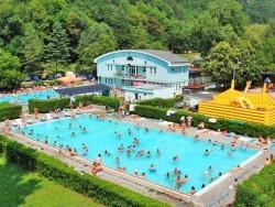 Kąpielisko termalne CHALMOVÁ Bystričany - Chalmová