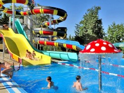 Thermal swimming pool PATINCE Patince