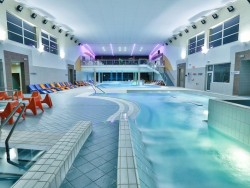 Trinity stay with massage and access to the aquapark and the sauna world Senec
