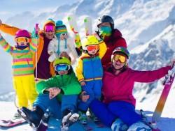 Týždňová lyžovačka v Tatrách Nový Smokovec