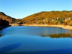 Velké Kolpašské jezero Banský Studenec