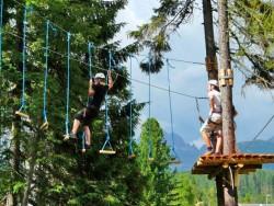 Veveričí lanový park Štrbské Pleso