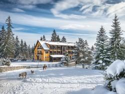 Vianočný pobyt v Račkovej doline Pribylina