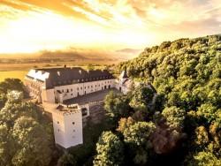 Vígľašský zámek Zvolenská Slatina