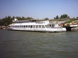 Vyhliadková loď Ondava Gabčíkovo Gabčíkovo