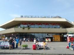 Železniční nádraží Bratislava - Hlavní nádraží Bratislava
