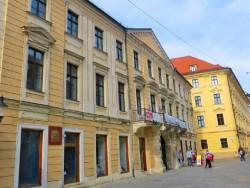 Zichyho Palác v Bratislave Bratislava