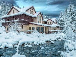 Winter stay in the Low Tatras with procedures Liptovský Ján