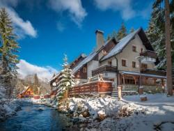 Téli hétvégi csomagajánlat az Alcsony-Tátrában Liptovský Ján (Szentiván)