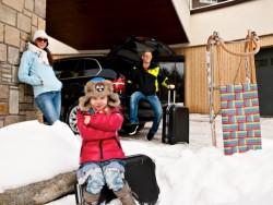 Zimná pohoda Podbanské