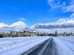 Zimné prázdniny 2020 vo Vysokých Tatrách s neobmedzeným wellness Gerlachov VT