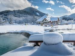 Zimný víkendový pobyt v Nízkych Tatrách s procedúrami Liptovský Ján