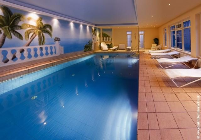 Seniorský pobyt (60+) s procedúrami, bazénom a saunou #1