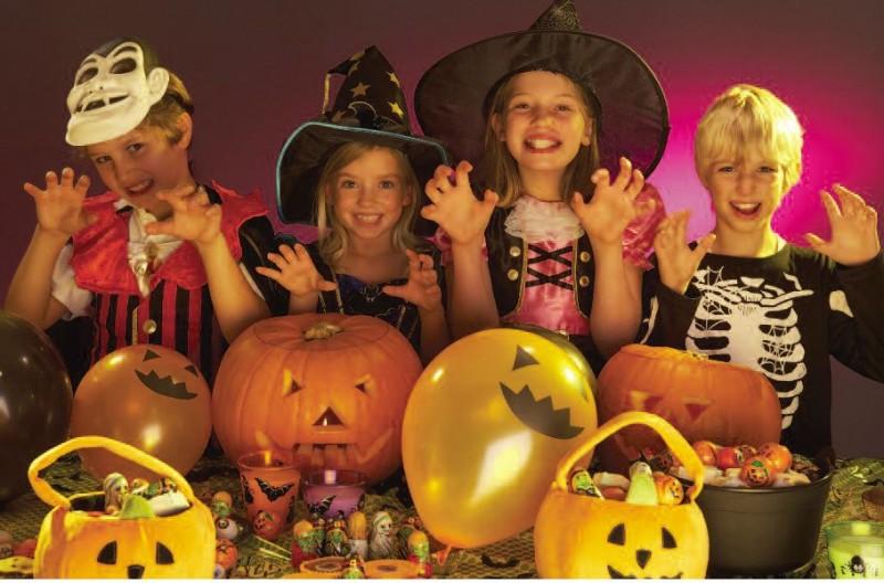 Halloweenska škola kúziel v TITRISE #1