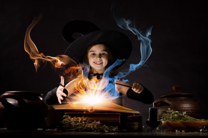 Halloweenska škola kúziel v TITRISE #2