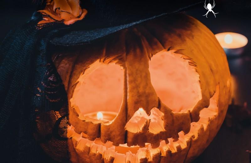 Halloween pobyt 2019 so strašidelnými animáciami #1