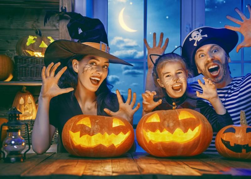 Halloween pobyt s programom pre deti aj dospelých (bazénový a saunový svet) #1