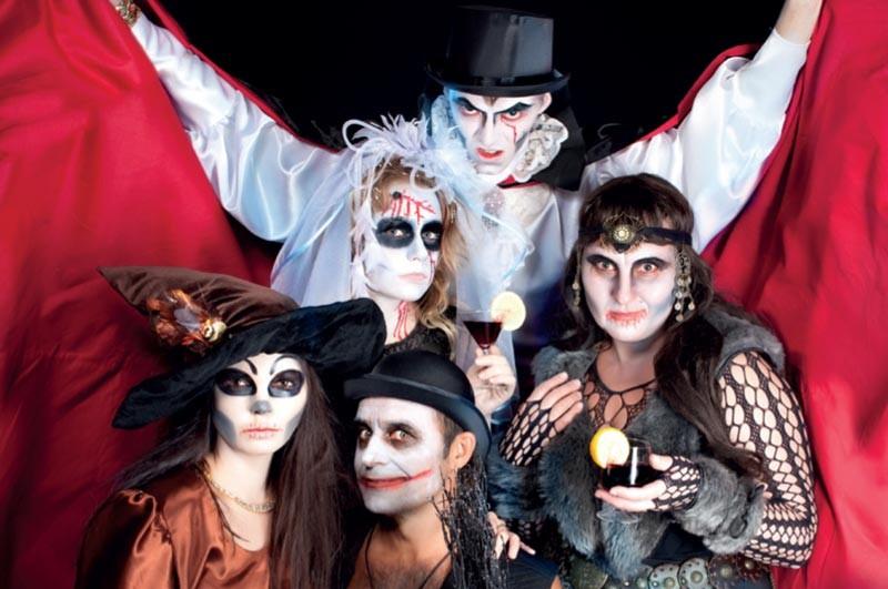 Halloween pobyt Rokfort School (bohatý program + neobmedzené wellness) #2