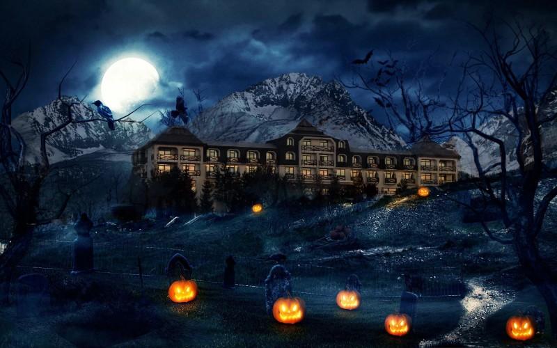 Halloween vo Vysokých Tatrách s animačným programom a neobmedzeným wellness #1