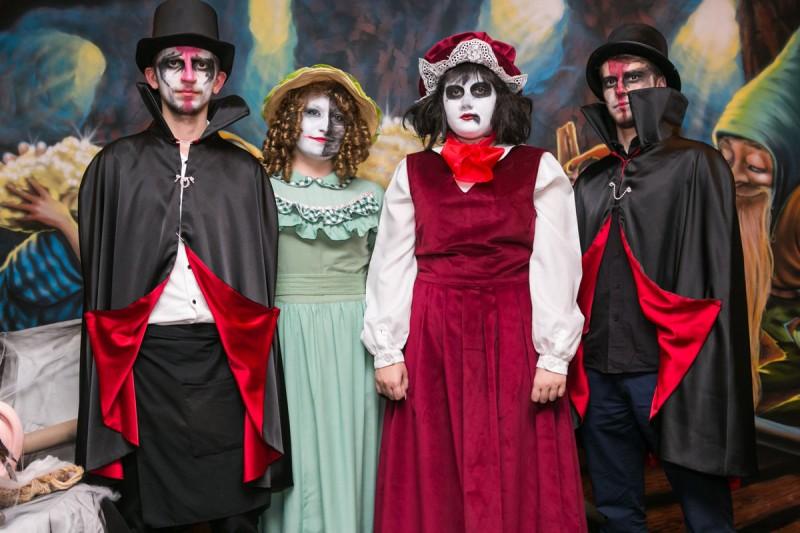 Halloweenske jesenné prázdniny s koncertom SMEJKA A TANCULIENKY a vstupom do wellnessu #4