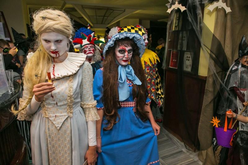 Halloweenske jesenné prázdniny s koncertom SMEJKA A TANCULIENKY a vstupom do wellnessu #7