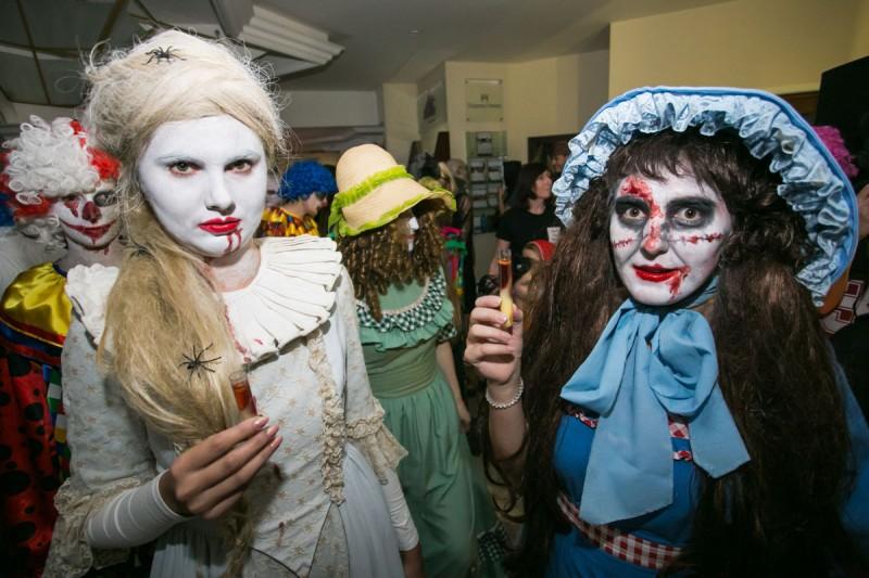 Halloweenske jesenné prázdniny s koncertom SMEJKA A TANCULIENKY a vstupom do wellnessu #8