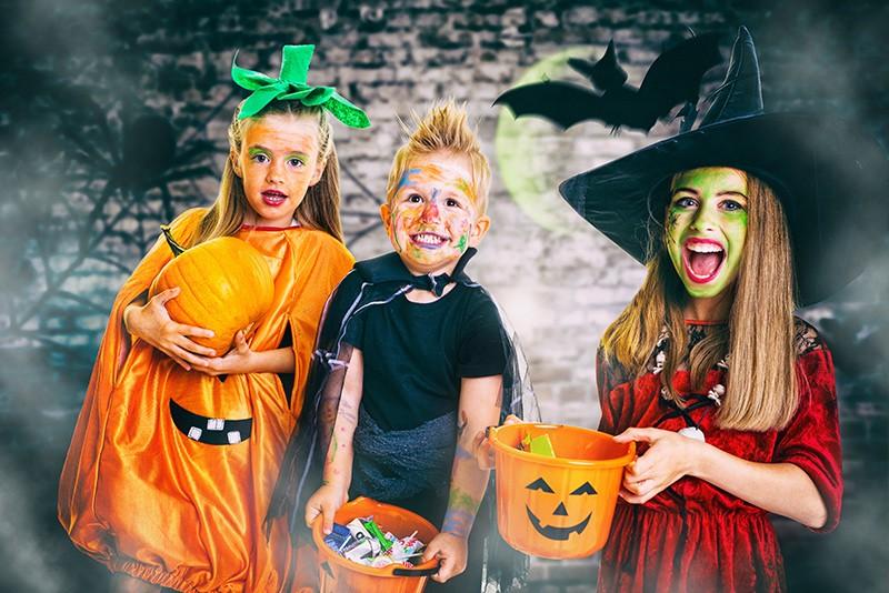 Halloweensky víkendový pobyt vo Vysokých Tatrách s bohatým programom a neobmedzeným wellness #1