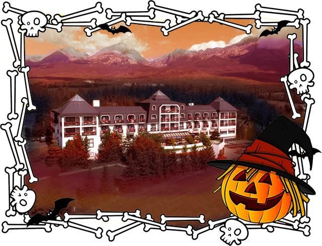 Halloween vo Vysokých Tatrách s animačným programom a neobmedzeným wellness #3