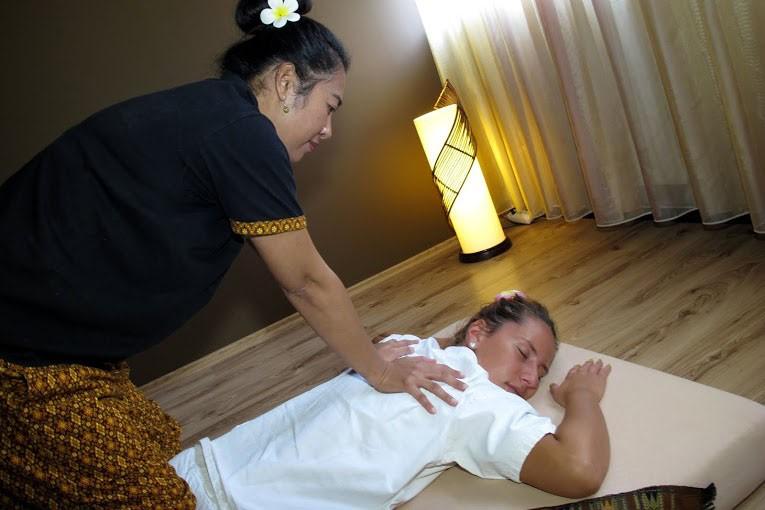 Romantický pobyt s masážou #11