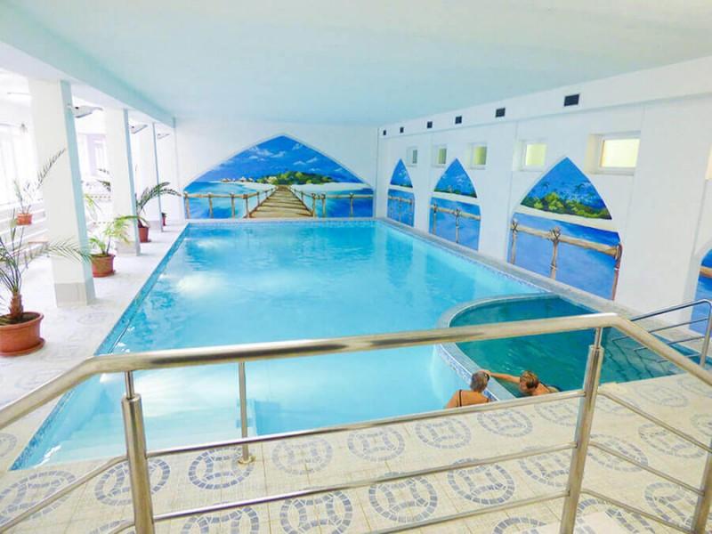 Víkendový pobyt s bazénom, saunou a plnou penziou #7