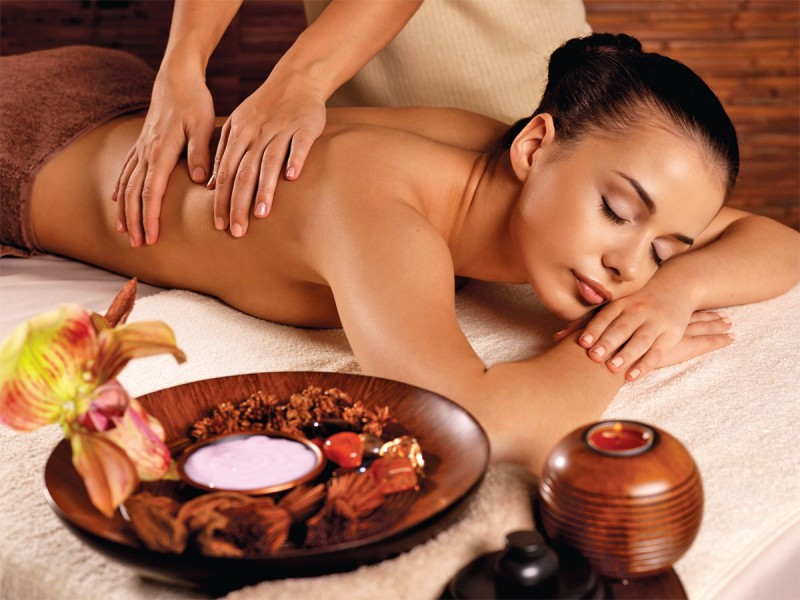 Weekend stay with massage and unlimited wellness #1
