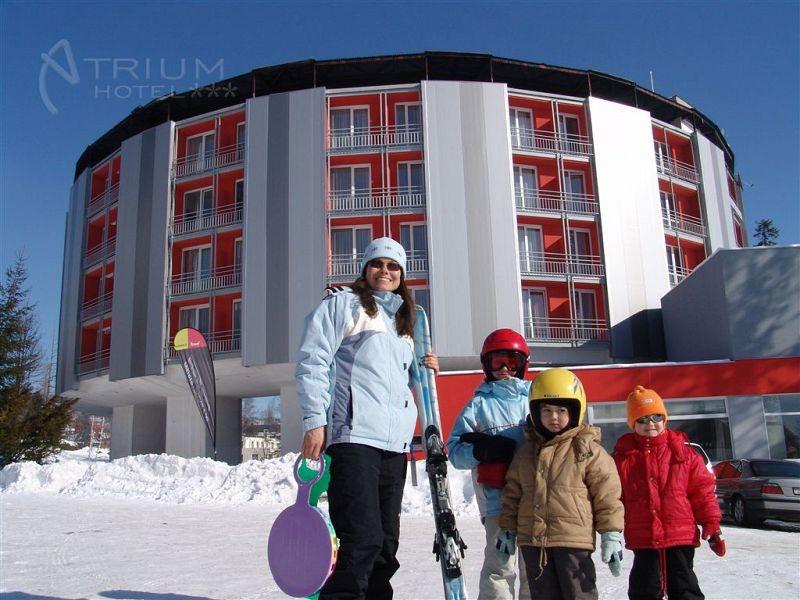 Jarné prázdniny 2020 vo Vysokých Tatrách s neobmedzeným wellness #2