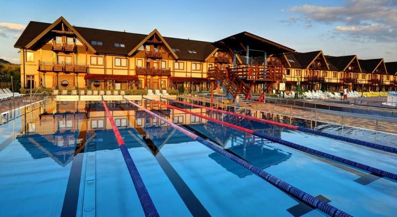 Jesenné prázdniny 2020 vo Vodnom parku Bešeňová so vstupom do bazénov a saunového sveta #1