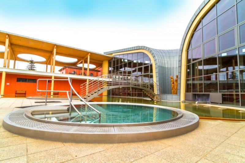 Jesenný a zimný pobyt na 5 nocí v Borinke na termálnom kúpalisku v Podhájskej #2